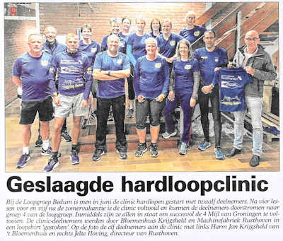 OmmelanderCourant 30september2019 Clinic klein
